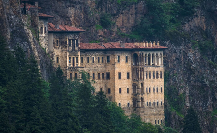 Private Day Tour of Trabzon City and Sumela Monastery