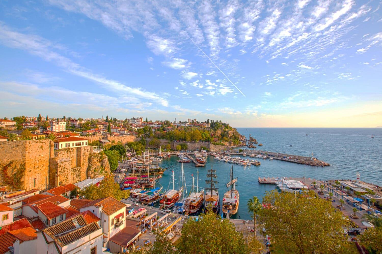 Tour Photos Antalya Kaleici Old Town Port