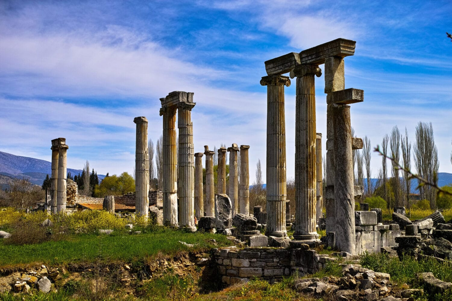 Tour Photos Aphrodisias Tetrapylon