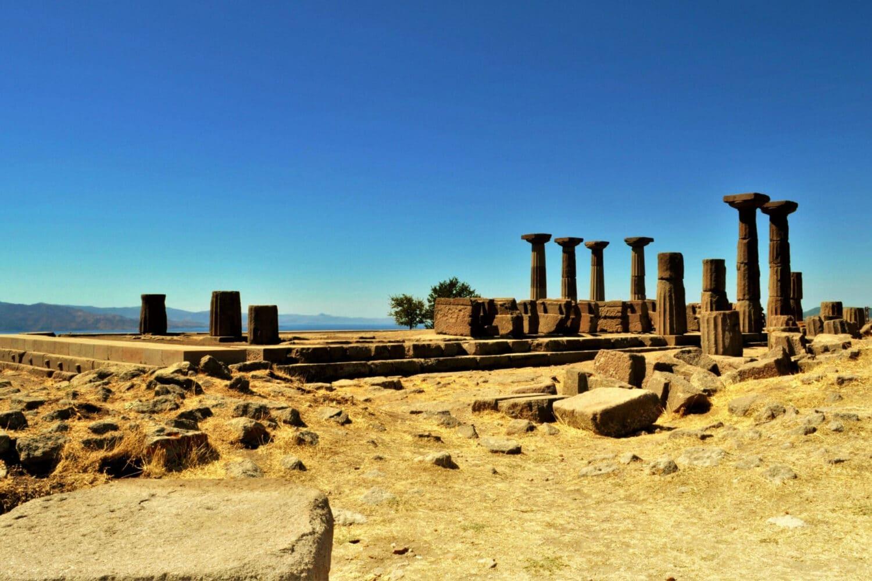 Tour Photos Assos Temple
