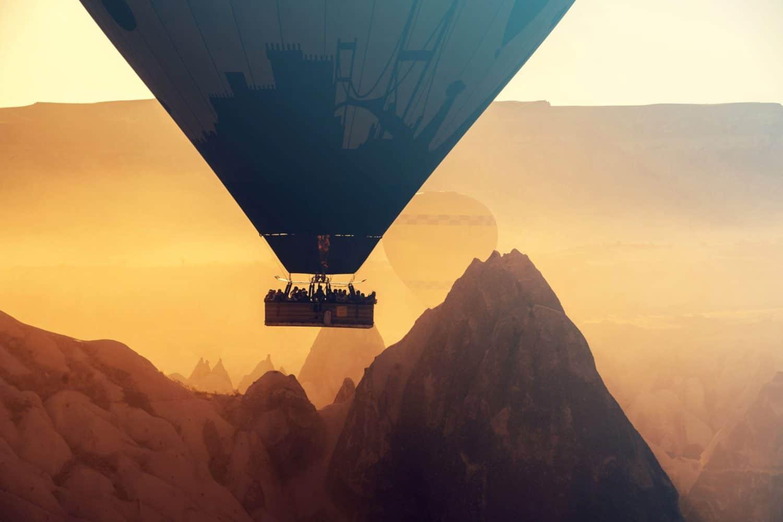 Tour Photos Cappadocia Sunrise Balloon