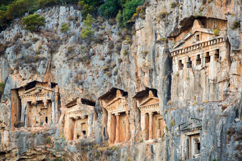 Tour Photos Demre Myra Tombs