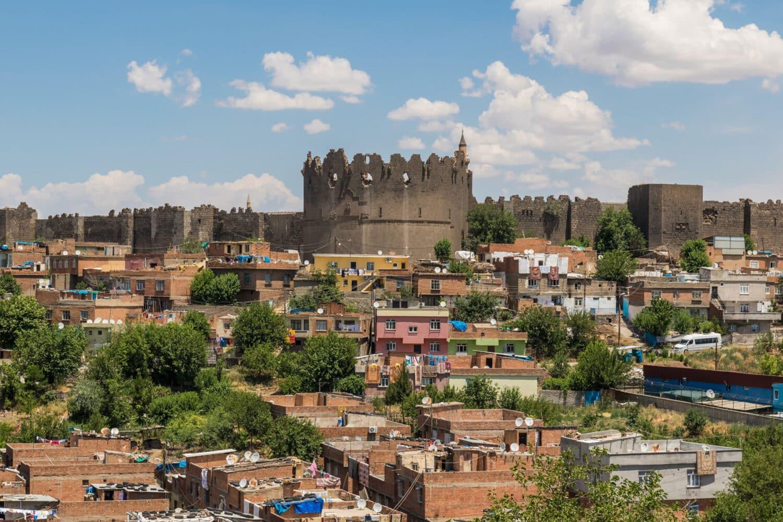 Tour Photos Diyarbakir Fortification Walls