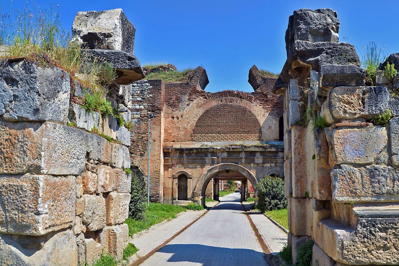 Tour Photos Iznik Nicaea Ancient Site