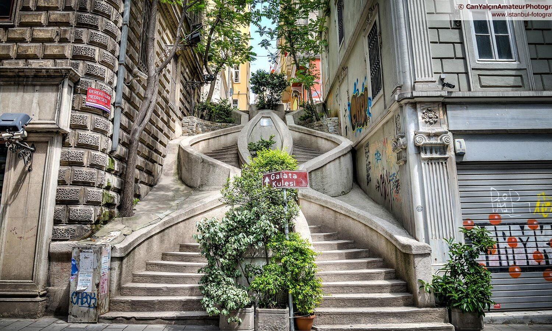 Tour Photos Kamondo Stairs