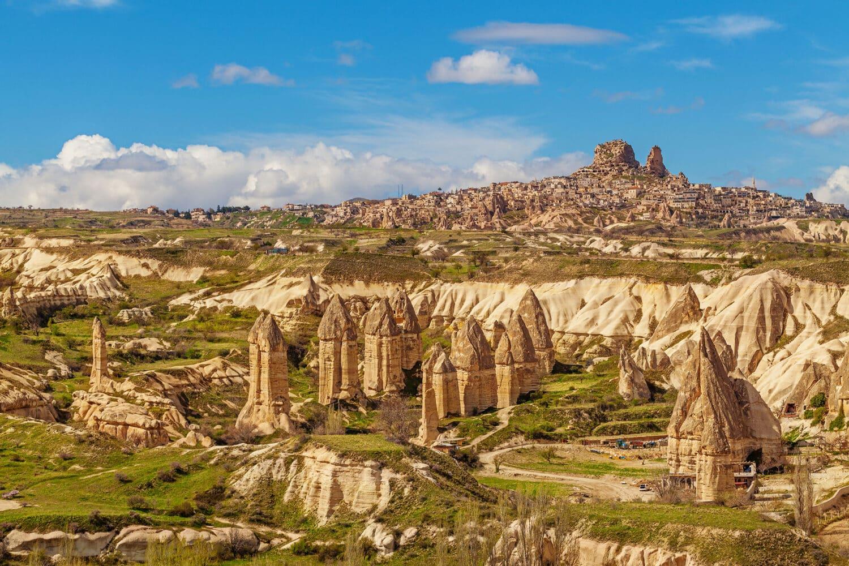 Tour Photos Love Valley Uchisar Castle
