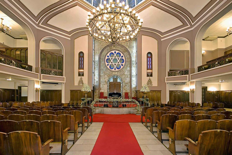 Tour Photos Neve Shalom Synagogue