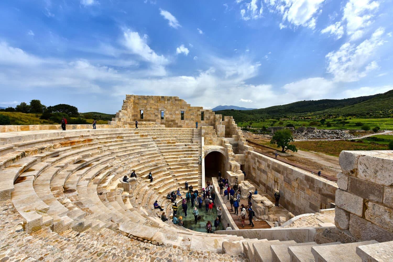 Tour Photos Patara Ancient Theater