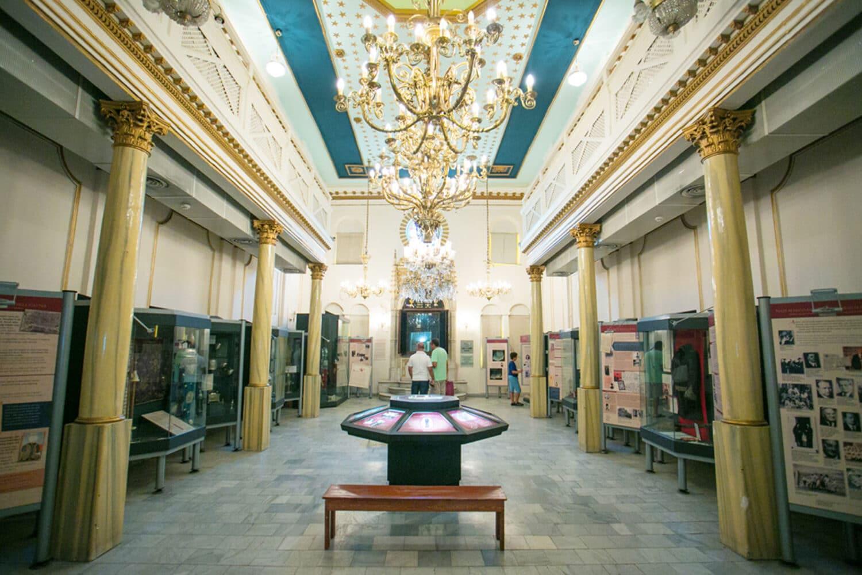 Tour Photos The Quincentennial Foundation Museum Turkish Jews