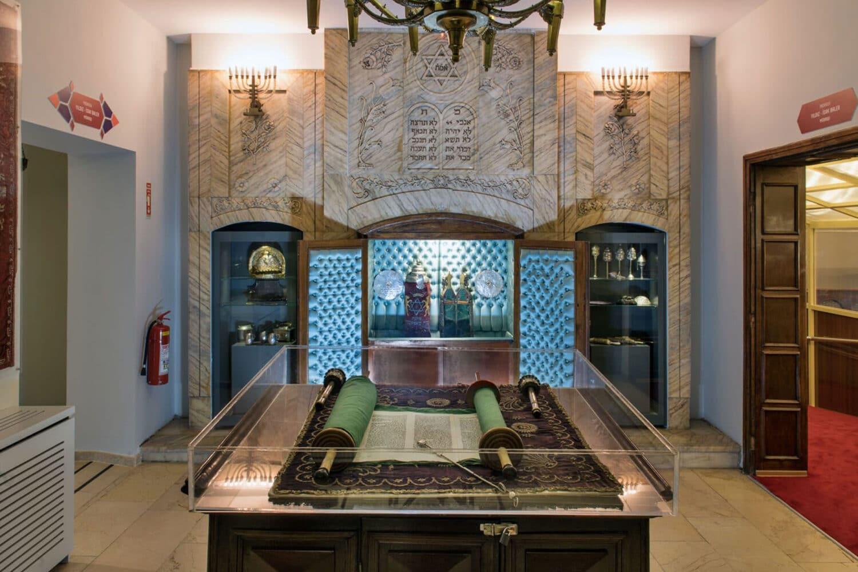 Tour Photos Turkish Jews Museum