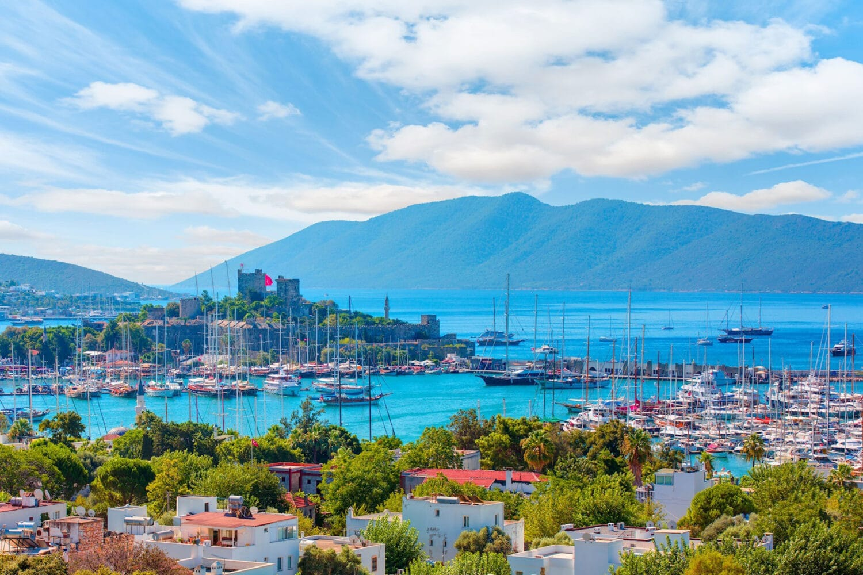 Visiting Bodrum Peninsula Turkey