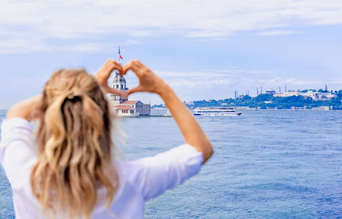 5 Days Private Honeymoon Tour Istanbul
