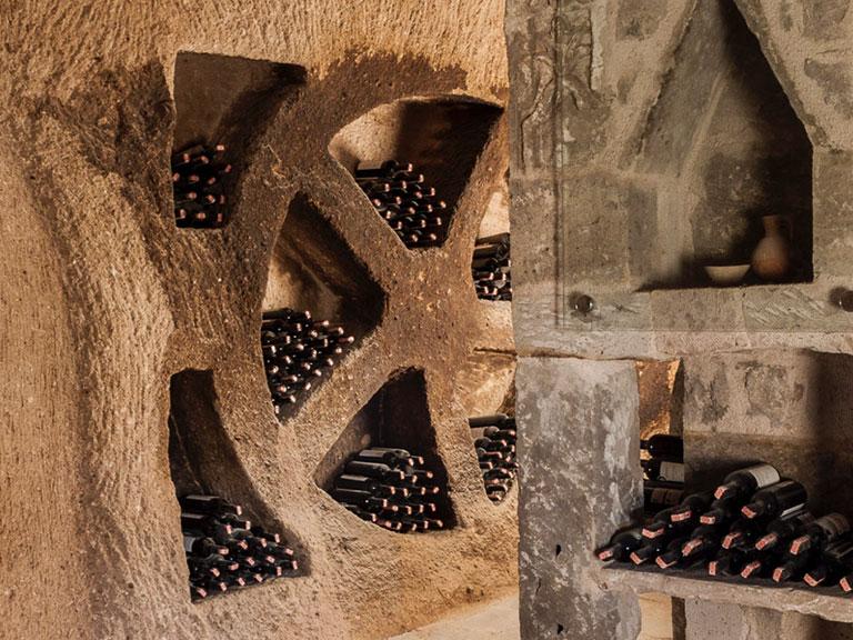 Argos Cappadocia Wine Cellar