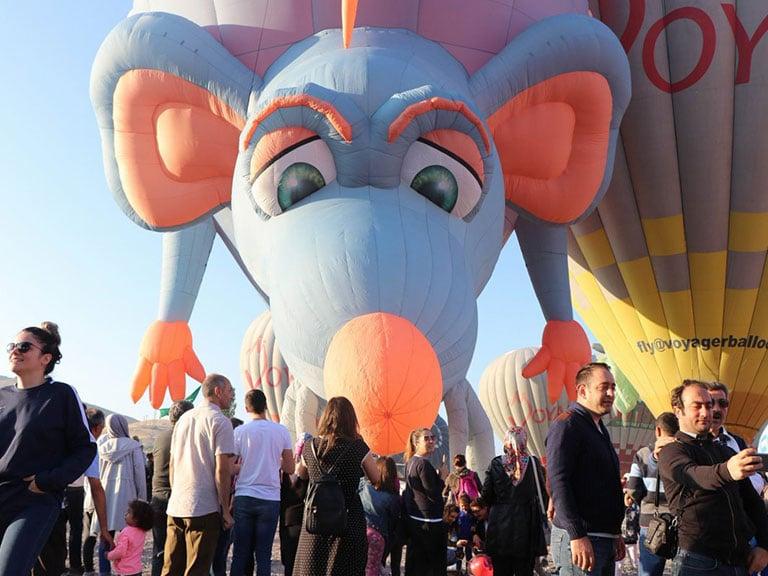 Cappadocia Events Balloon Fest