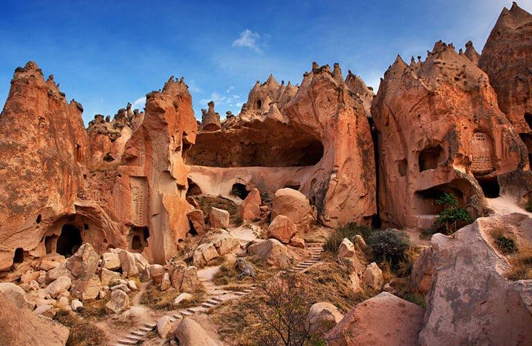 Cappadocia UNESCO World Heritage Zelve