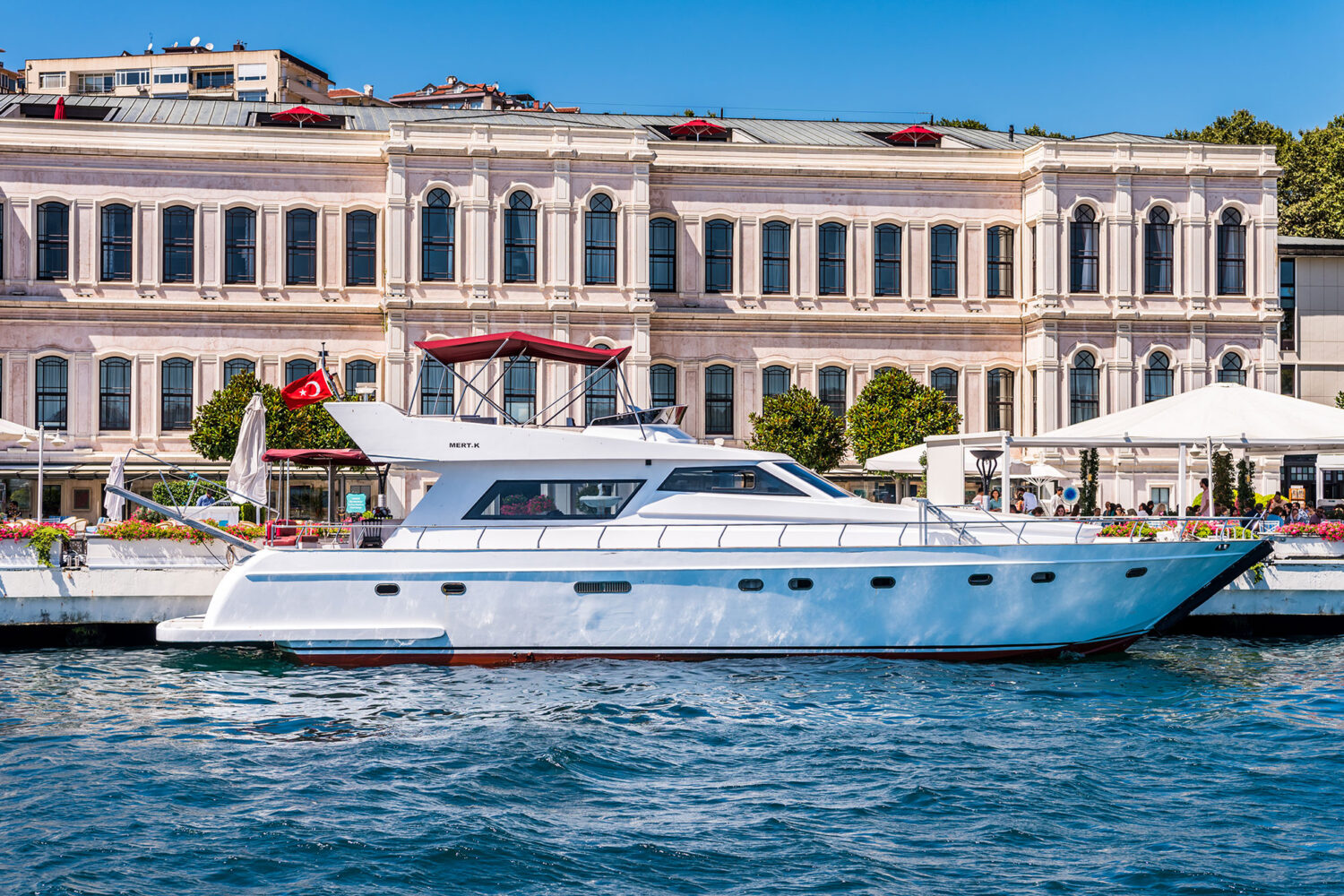 Istanbul Bosphorus Cruise Honeymoon