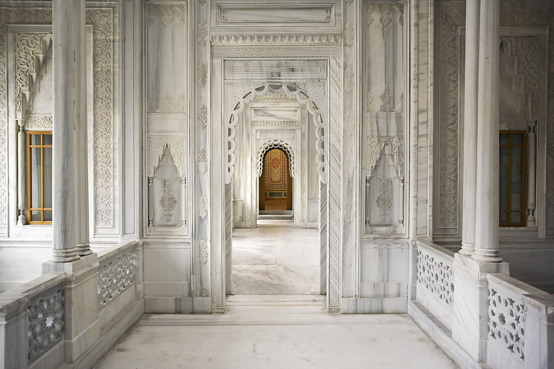 Istanbul Ciragan Palace Hamam Romance