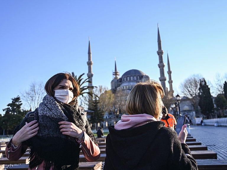 Istanbul Visit Coronavirus