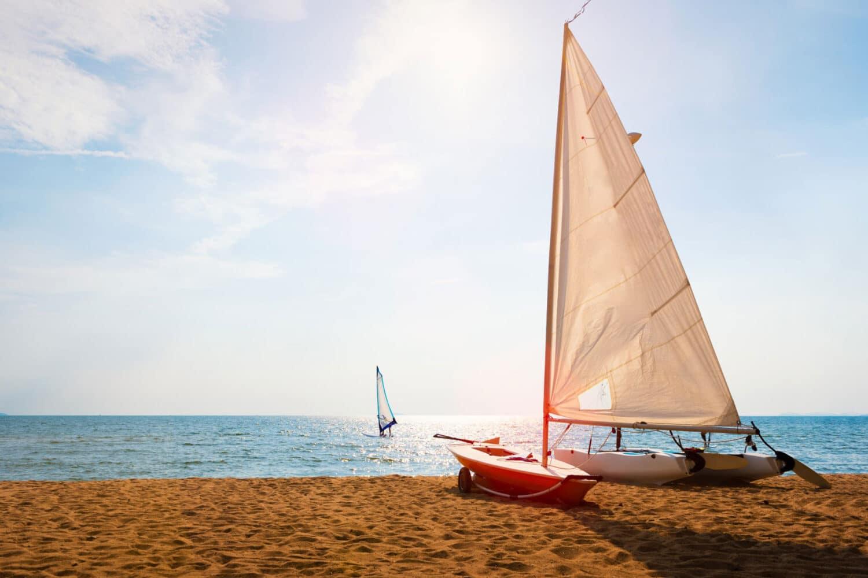 Luxury Travel Alacati Windsurfing