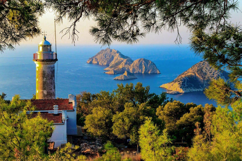 Lycian Way Gelidonya View
