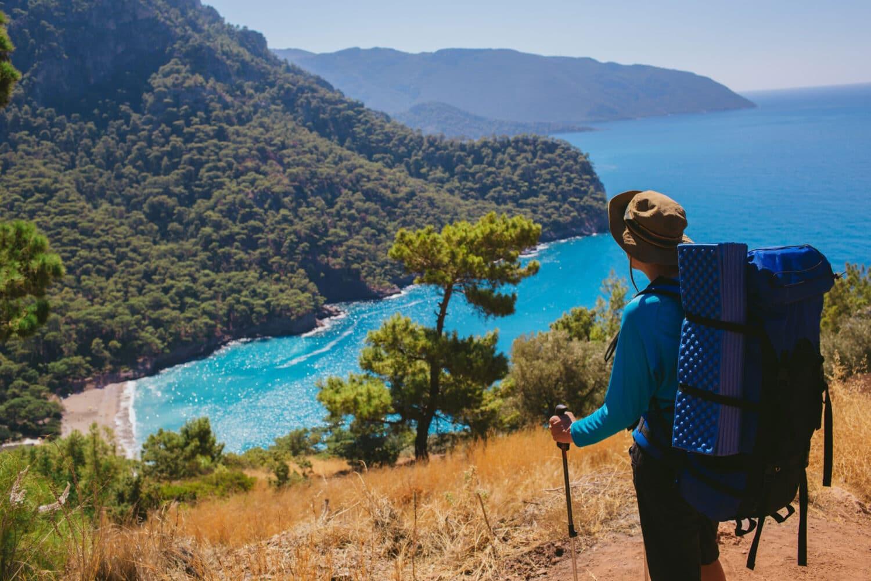 Lycian Way Seaview