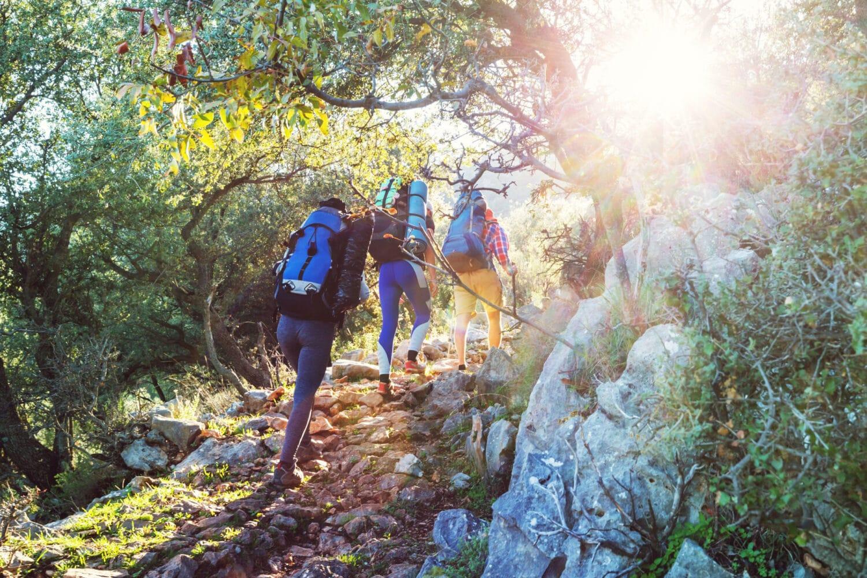 Lycian Way Uphill