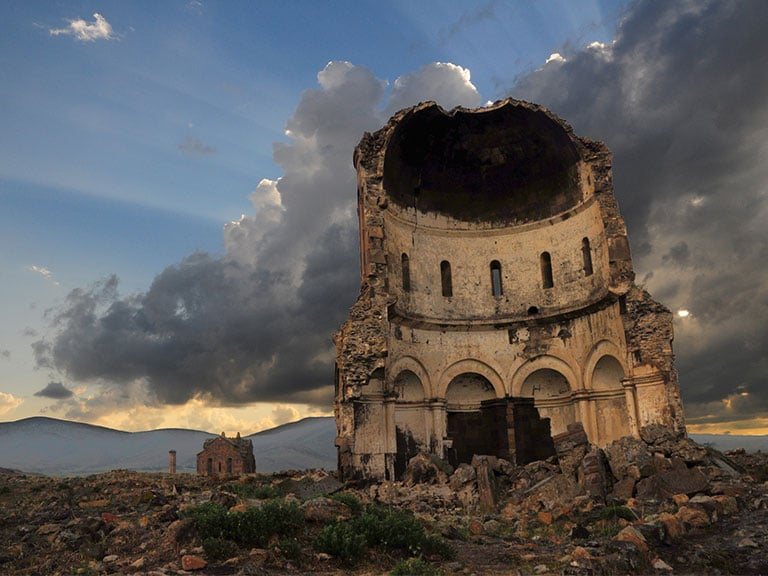 Top Places Ani Ruins, Kars