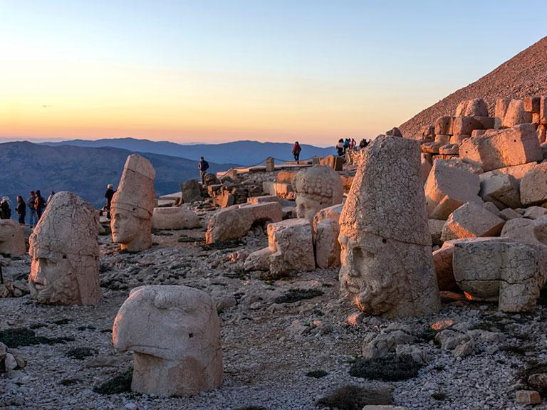 Top Places Mount Nemrut
