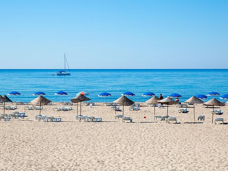 Top Places Patara Beach