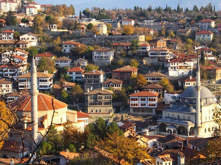 Top Places Safranbolu Turkey