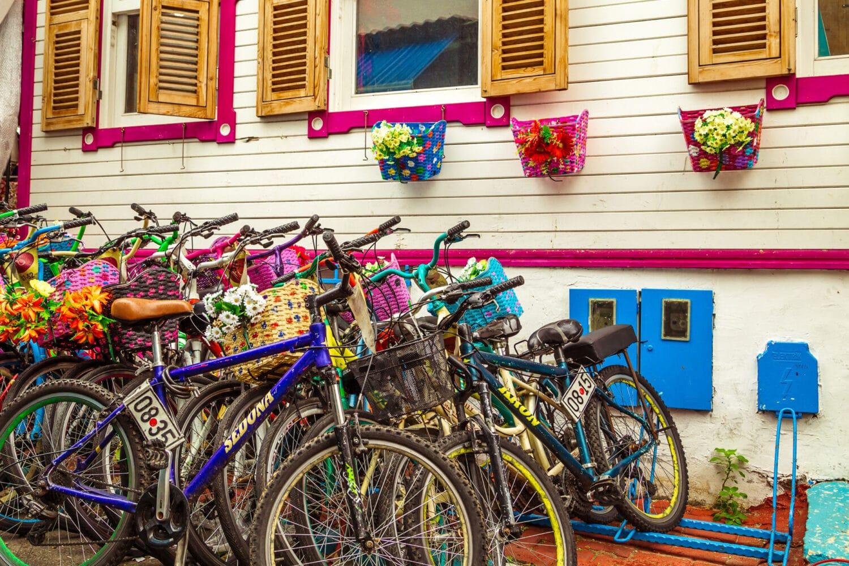 Tour Photos Princes' Island Istanbul Cycling