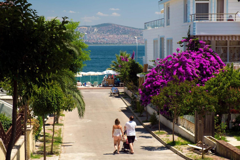 Tour Photos Princes' Island Istanbul Walking