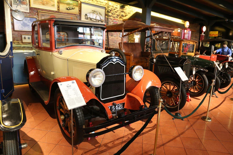 Tour Photos Rahmi Koc Museum Istanbul Classic Cars