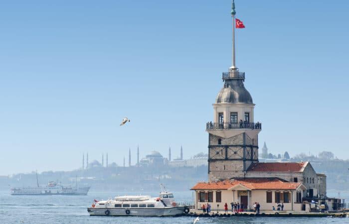 Bosphorus Cruise Asian Side