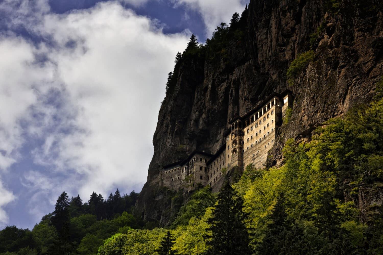 Tour Photos Beautiful Sumela Monastery