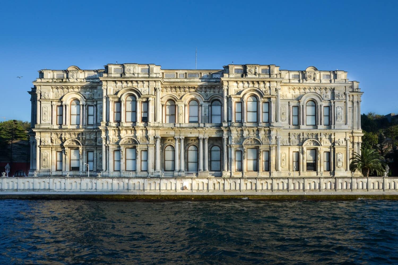 Tour Photos Beylerbeyi Palace Exterior