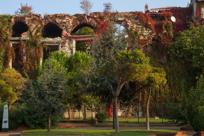 Tour Photos Boukoleon Palace
