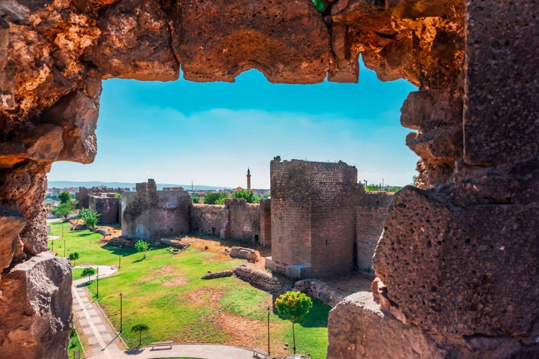 Tour Photos Diyarbakir Fortress Walls