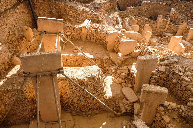Tour Photos Gobeklitepe Ancient Site Pillars