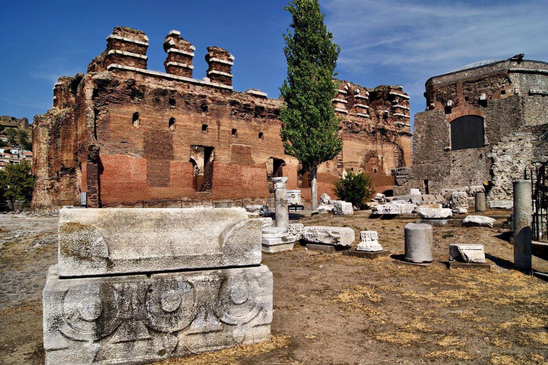 Tour Photos Pergamum Church