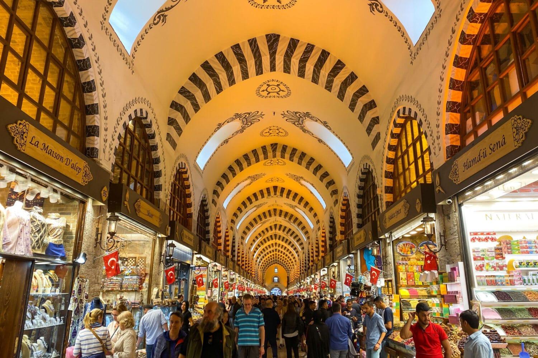 Tour Photos Spice Market Interior