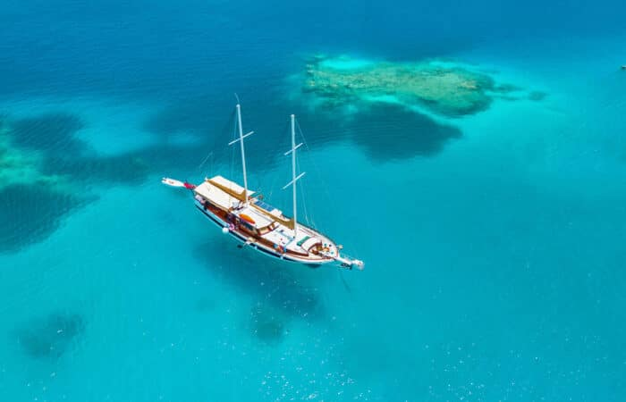Turkey Honeymoon Tour Package 15 Days Land and Sea
