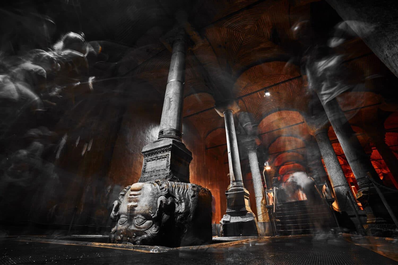 Basilica Cistern (Yerebatan Sarnici) Istanbul