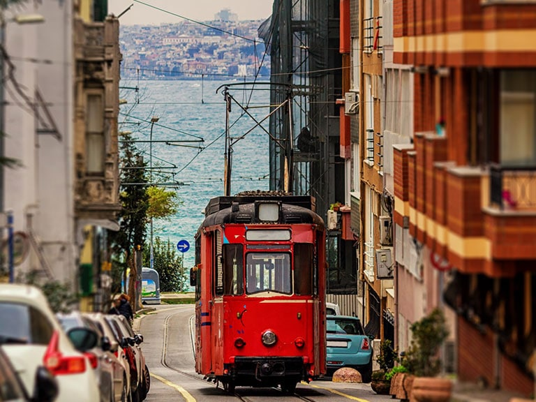 Best Places Istanbul Kadikoy Tram