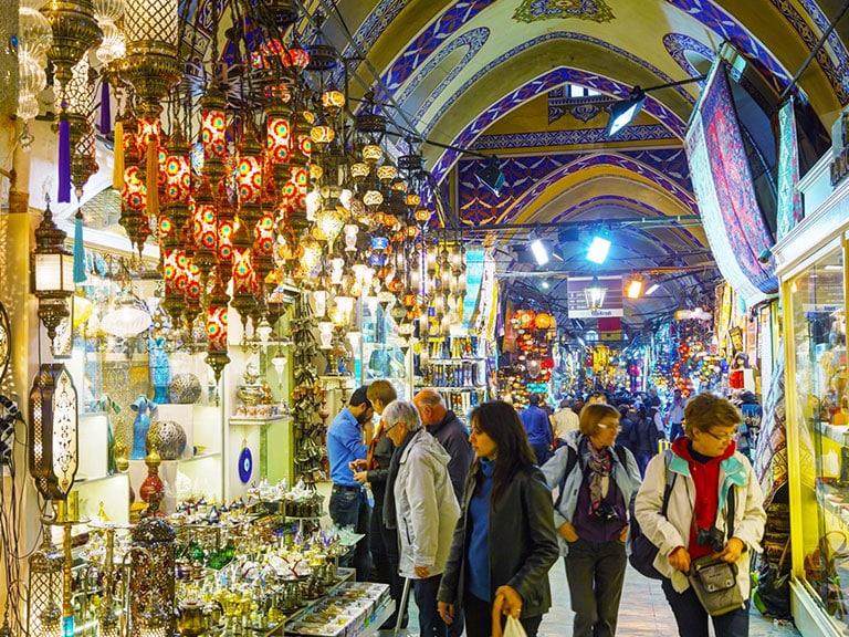 Grand Bazaar Ladies Shopping