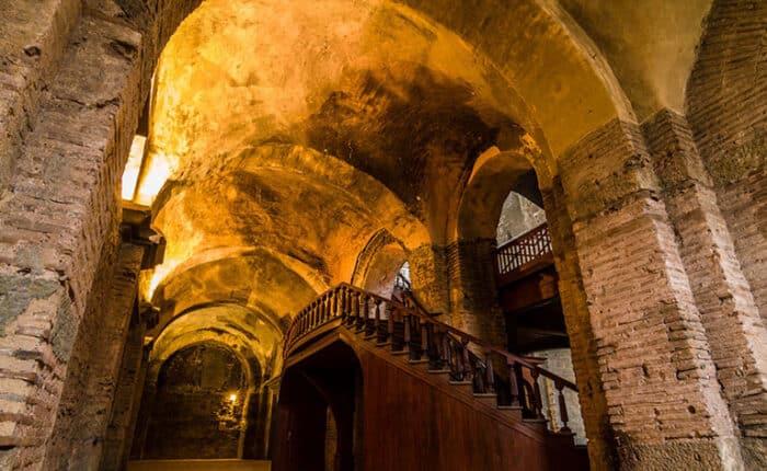 Hagia Irene Interior