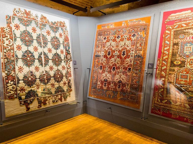 Istanbul Carpet Museum Interior