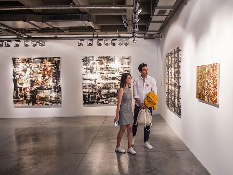 Istanbul Museum of Modern Art Gallery
