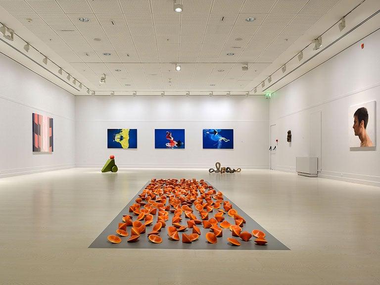 Istanbul Pera Museum Modern Art Gallery