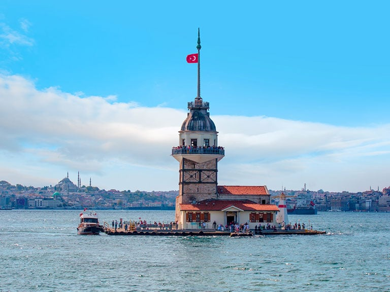 Maiden's Tower Istanbul Attractions